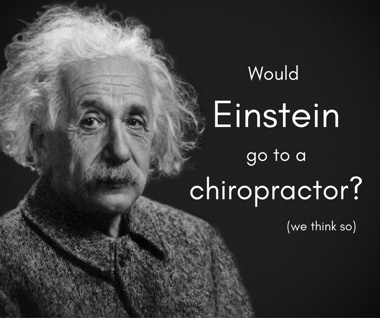 Chiropractic Scottsdale AZ Einstein